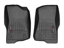 WeatherTech FloorLiner Floor Mats for Jeep Wrangler Unlimited (JL) 2018 - Black