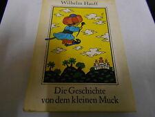 Die Geschichte vom kleinen Muck – Wilhem Hauff ,  DDR Kinderbuch