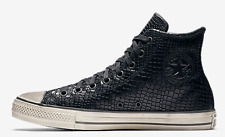 CONVERSE X JOHN VARVATOS CHUCK TAYLOR ALL STAR WIRE LEATHER HIGH TOP SIZE 9.5