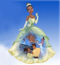 Princess Tiana - Disney Bell Figurine - Dresses and Dreams Porcelain