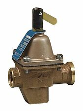 "Watts B1156F 1/2"" Threaded Boiler Feed Water Pressure Regulator 0386423"