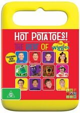 The Wiggles: Hot Potatoes! - The Best of The Wiggles DVD - Region 4 *FREE POST*