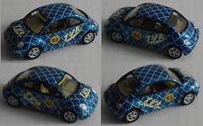 """Johnny Lightning – VW New Beetle blaumetallic """"TVA"""""""