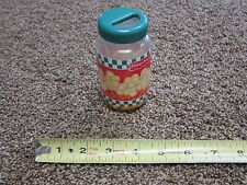 Fisher Price Fun with Food Poppity popcorn kernel buttery white snack jar can
