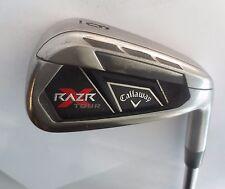 CALLAWAY RAZR X TOUR 6 IRON  Dynamic Gold S300 Steel Shaft, W/B Golf Pride Grip