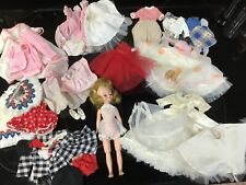 Vintage 1950's Betsy McCall Doll with 10 Original Outfits