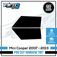 BMW Mini Cooper 2007-2013 Pre Cut Professional Front Window Tint Kit
