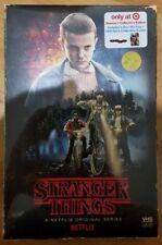 STRANGER THINGS SEASON 1 COLLECTORS EDITION(4-DISC BLU-RAY+DVD SET)NEW