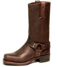 NEW Mens FRYE Harness Boots 12R Size 7 M 87350-6  Gaucho