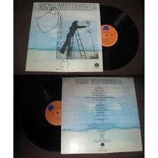 DENIS WETTERWALD - Same LP French Folk Pop L'escargot 75'