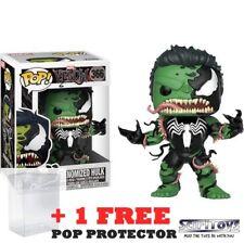 Marvel Venom Venomized Hulk #366 Pop Vinyl Funko Figure Avengers