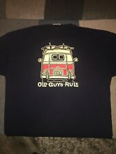 *NEW* Old Guys Rule Bigger Boat Up T-shirt RRP £19.99