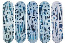 Retna Urban Art Skateboard Decks Beyond the Streets Complete Set
