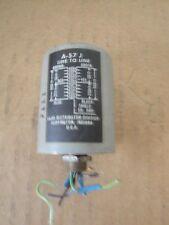 TRIAD A-57J - 600 Ohm - 600 Ohm Line matching transformers Short Lead with nut