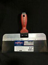 Marshalltown 12-in Taping Knife | Model:3512D