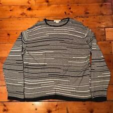 John Smedley Thin Knit Striped Jumpers & Cardigans for Men