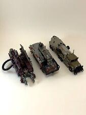 Transformers DOTM Sentinel Prime, Megatron And Shockwave