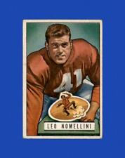 1951 Bowman Set Break #140 Leo Nomellini VG-VGEX *GMCARDS*