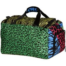 Sprayground The Wild Weekender Duffle Bag (blue / green)