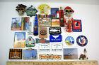 Lot of 30 Vintage Refrigerator Magnets Cape Cod, Provincetown