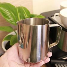 Kaffeekanne Teekanne 350ml Edelstahl Kaffeebereiter Milchkanne Milchkännchen$