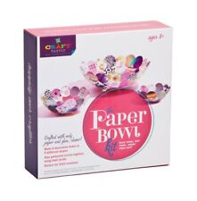 New Kids Craft Set-Ann Williams The Paper Bowl Kit-Great Quality