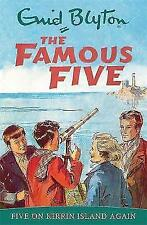 Five on Kirrin Island Again by Enid Blyton NEW BOOK (Paperback, 1997)