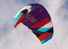 Brand New Flexifoil Sting 2.4m2 Older Kid's Power Sport Kite Activity (Complete)