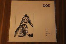 "DOS - The Bob Lawton EP (1991) (7"") (Ecstatic Peace! – E# 16)"