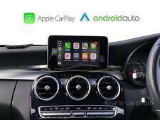 Wireless Apple CarPlay Android Auto Mercedes A B C CLA GLA GLC X E Class NTG 5