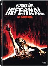 Posesion infernal DVD. ( de Sam Raimi )