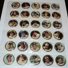 1964 Topps Baseball High Grade Complete Set 164 Coins Mantle Aaron Mays Clemente