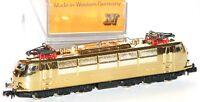 Arnold N Standmodell E-Lok BR 103 der DB vergoldet - NEU + OVP