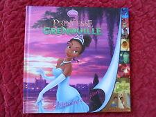 Disney - La princesse et la grenouille - L'histoire du film