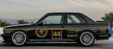 Universal John player Special sticker kit - Le Mans 24 hour- JPS E30 BMW Lotus