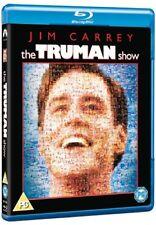 The Truman Show [Blu-ray] [1998] [Region Free] [DVD][Region 2]