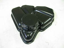 FORD FIESTA ST 150 MK 6 HEADER TANK COVER AND CAP BLACK PLASTIC CARBON DIPPING