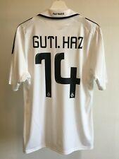 Real Madrid GUTI original jersey 2008-9 size M LEGEND