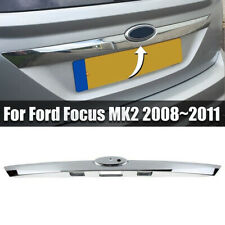 Heckklappengriff Kofferraum Chrom Leiste Lenker Für Ford Focus MK2 08-11 1581833