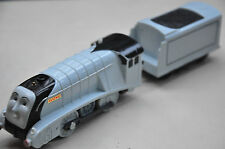 THOMAS TRACKMASTER MOTORISED ENGINE - Spencer and TENDER