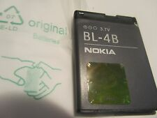 ORIGINAL NOKIA BL 4B Li-ion BATTERY BL 4B, 2630 2760 5000 6111 7070 N75 N76 7500