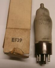 EF39 / CV1053 electronic tube (équivalent ARP34 = W147 = OM6 = CV1056 ) Philips