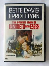 THE PRIVATE LIVES OF ELIZABETH And ESSEX Bette Davis/Errol Flynn NEW/SEALED DVD