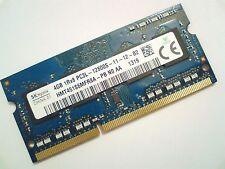 4GB DDR3L-1600 PC3L-12800 1600Mhz HYNIX HMT451S6MFR8A-PB LAPTOP MEMORY SPEICHER