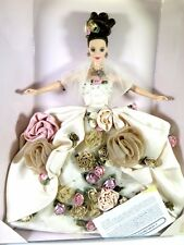 NIB BARBIE DOLL 1996 ANTIQUE ROSE FAO SCHWARTZ EXCLUSIVE