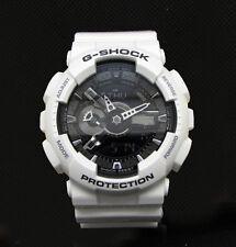 New Casio Men's G-Shock GA110GW-7A Resin Quartz Watch white