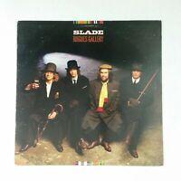 SLADE Rogues Gallery FZ39976 Promo LP Vinyl VG++ Cover VG+ near ++ Sleeve