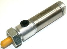 """Parker 1/2"""" Stroke 3/4"""" Bore Stainless Air Cylinder .75 Dsr 00.5 New"""