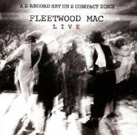 "FLEETWOOD MAC ""LIVE"" 2 CD NEW!"