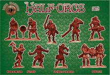 1 Grappe Neuve de 10 figurines # ALLIANCE 72017 HALF-ORCS SET 3 # 1/72.